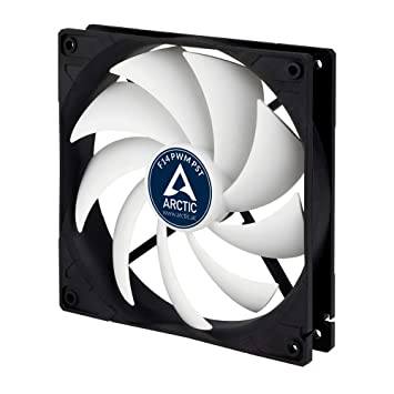Arctic F14 PWM PST - 140 mm PWM PST Case Fan, Silent Cooler with Standard  Case, PST-Port