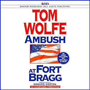 Ambush at Fort Bragg Audiobook