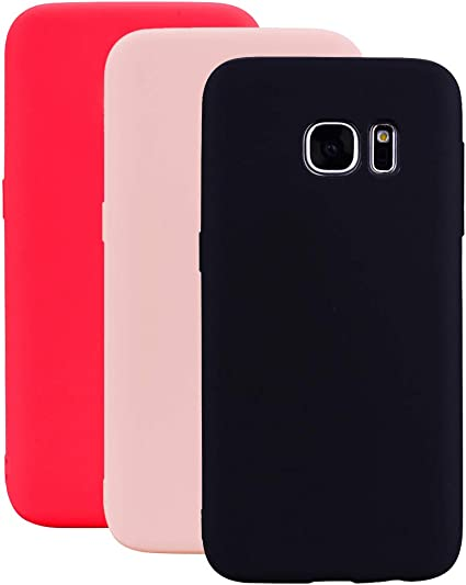3 Couleurs Coque pour Samsung Galaxy S6, Yunbaozi Protective Case ...