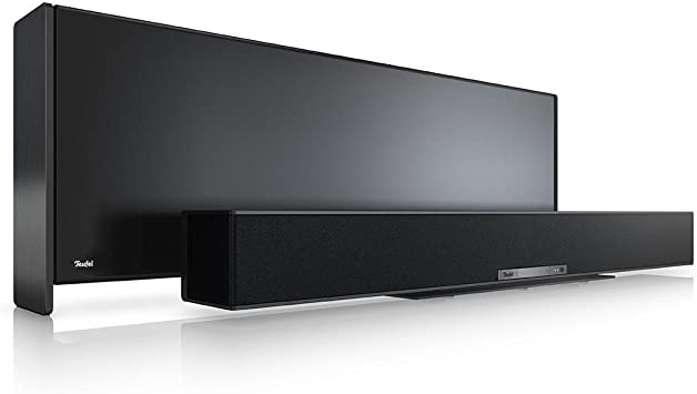 Teufel Streaming Altavoz soundbar Negro - Barra de Sonido (180 W, 102 dB, 240 W, 35 - 200 Hz, 102 dB, Inalámbrico y alámbrico): Amazon.es: Electrónica