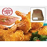 Kerry Food and Beverage Golden Dipt Pre Dip Batter Mix, 50 Pound -- 1 each.