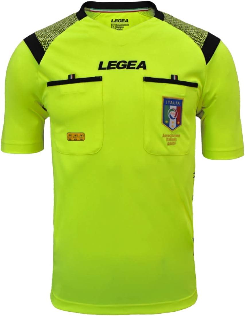 LEGEA Camiseta Oficial de la Ficha Aia MC Temporada 2019/2020: Amazon.es: Deportes y aire libre