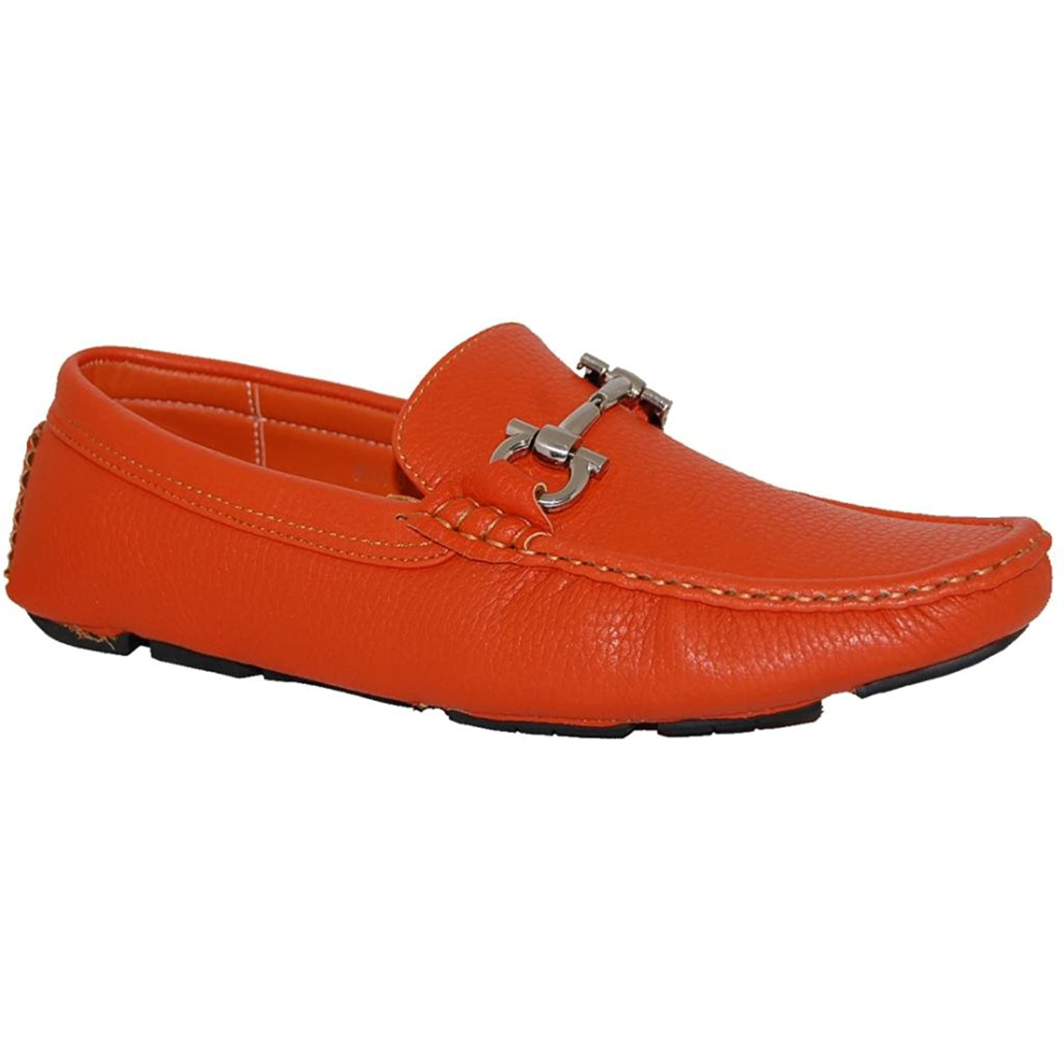 32c4a675329e lovely SHOE ARTISTS Passion 4 Fashion Orange - Men s Loafer - www ...