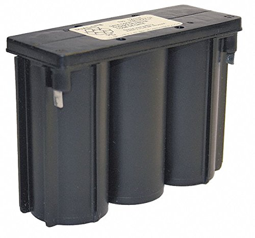 Dual Lite 0120793 Approved 6-volt 5Ah 2.75-Amp for 90-Minute New Pure Lead Battery