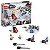 LEGO Star Wars: The Empire Strikes Back Action Battle Hoth Generator Attack 75239 Building Kit (235 Piece)