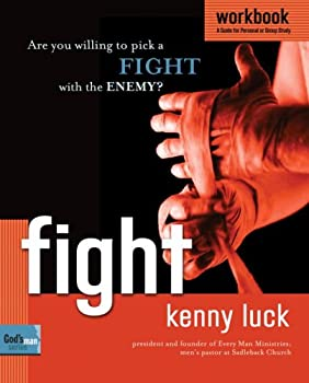 Fight Workbook: Are You Willing to Pick a Fight with Evil? (God's Man Series) 1578569931 Book Cover