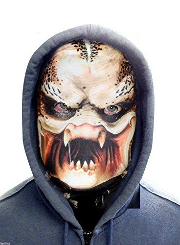 FACE SKINZ - PREDATOR - Lycra Face Mask ()