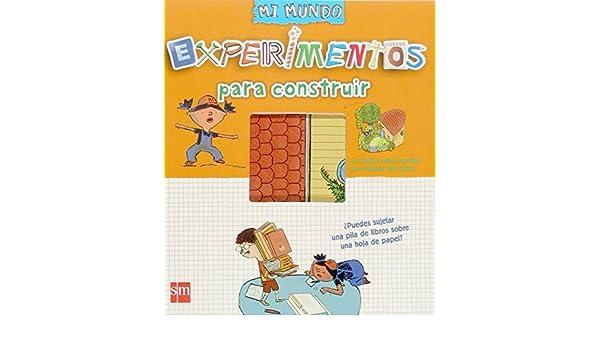 Experimentos para construir: Delphine Grinberg: 9788434841581: Amazon.com: Books
