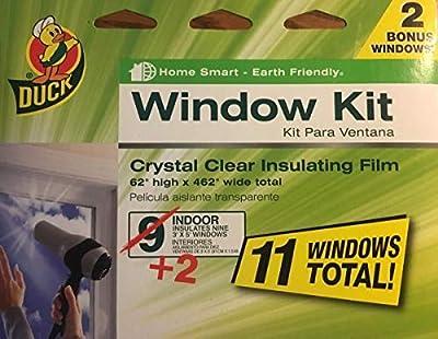 "Window Insulation Kit 62"" x 462"" by Duck"