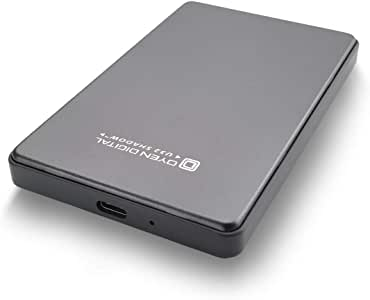 U32 Shadow 1TB External SSD USB-C Portable Solid State Drive