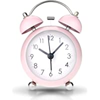 """PiLife 3.5""""Mini Reloj de Alarma con Doble Campana"""