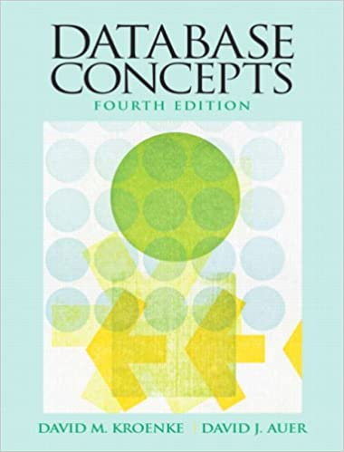 Database Concepts (8th Edition) download pdf