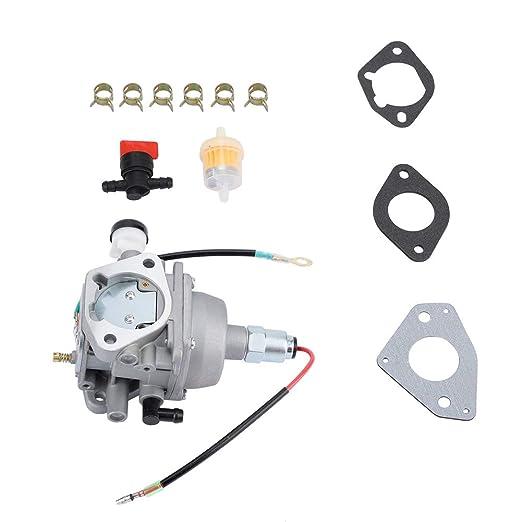 DGTRHTED Carburador - Carburador para CV23 CV640 CV680 Motor Carb ...
