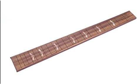 Diapasón de Guitarra, Diapasón de Guitarra de Palisandro ...