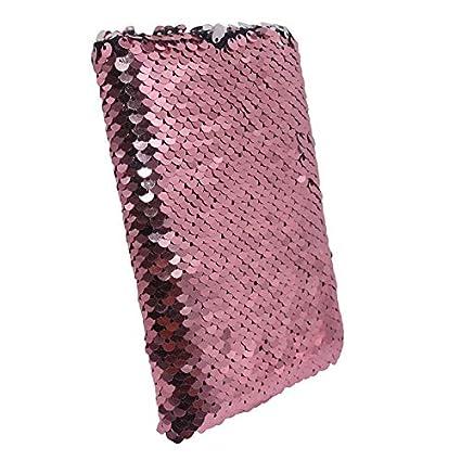 Amazon Com Notebooks Pcs Sequin Notebook Creative Small Gift