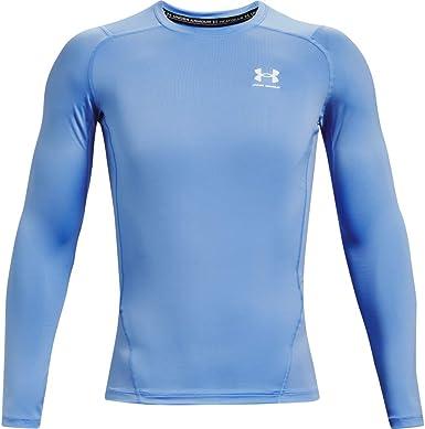 Under Armour Men/'s XL Black HeatGear Compression Long Sleeve T-shirt for sale online