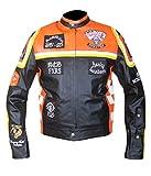 Mickey Rourke Harley Davidson Marlboro Man Jacket (L)