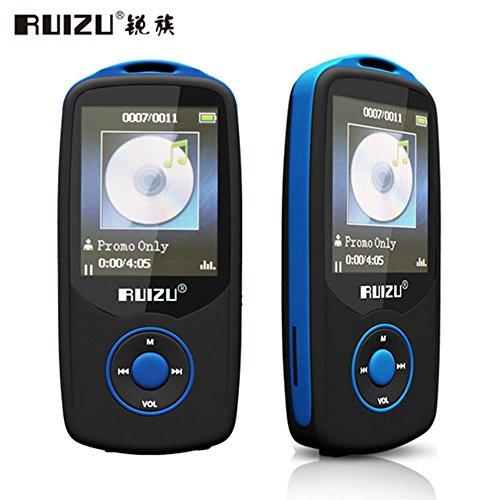 Original RUIZU X06 Bluetooth mp3 Player 8GB Lossless Sport M