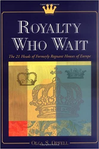 Royalty Who Wait: The 21 Heads of Formerly Regnant Houses of