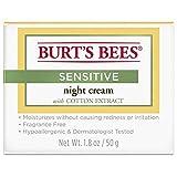 Burts Bees Night Cream Burt's Bees Radiance Night Cream, 2 Ounces