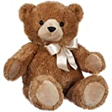 "Ganz 17"" Logan Bear Plush Toy"