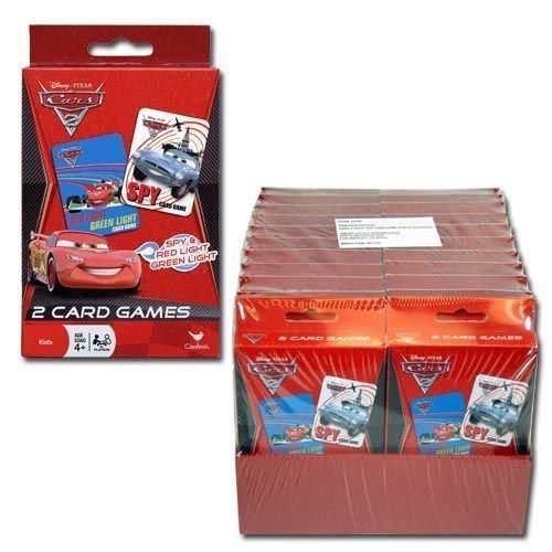 cars spy card game - 1