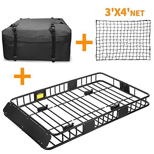 x cargo roof rack - 4
