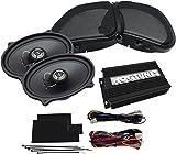 Hogtunes Speaker Rev200 98-13Fltr REV200RGKIT-AA