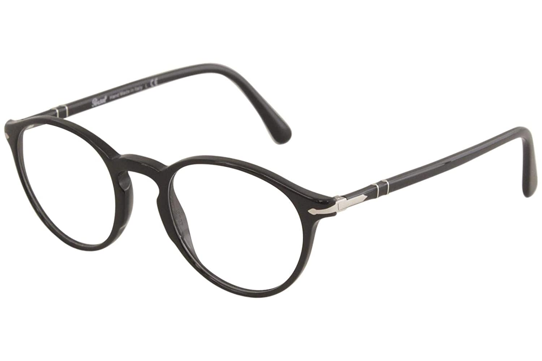 e0952f7274 Persol PO3174V Eyeglasses Black 49 at Amazon Men s Clothing store
