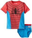 Marvel Comics Spiderman Tee Shirt and Brief Set for boys (8)