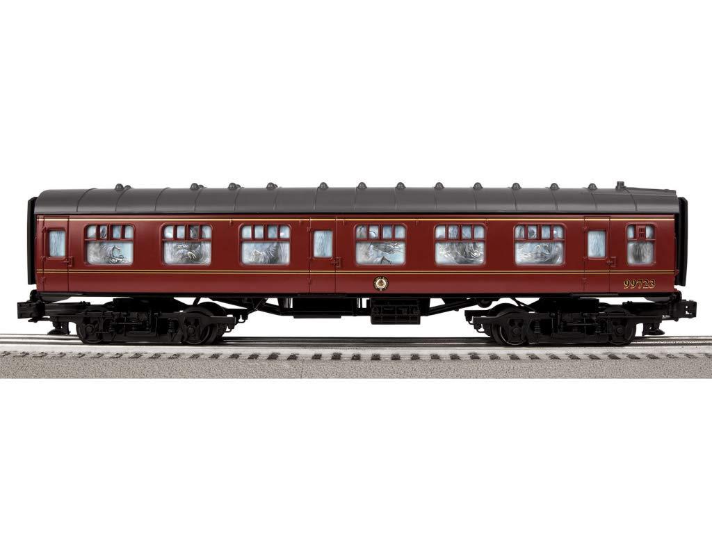 Lionel 684767 Dementors Coach with Sound, O Gauge, Brownish Red, Grey, Black, Silver, Blue, White B07D1JPPGR