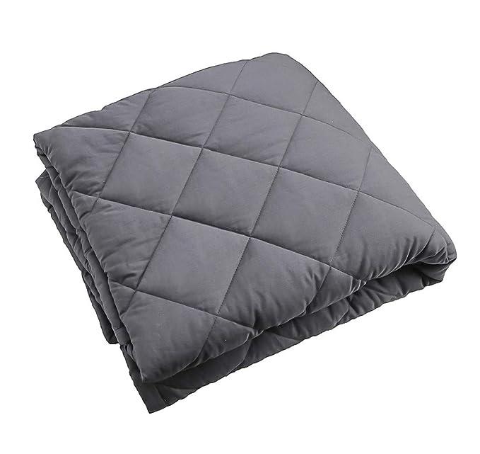 Bouting Blankets Ideal para Adultos/niños Que sufren de sueño,ansiedad, Autismo | Mantas Pesadas: Amazon.es: Deportes y aire libre