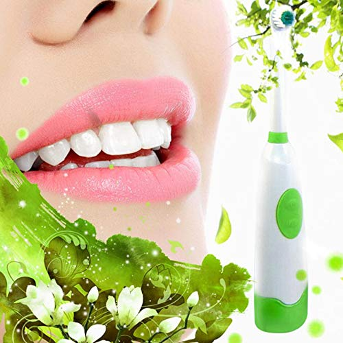 Yichener Electric Toothbrush Rotating Anti Slip Waterproof E