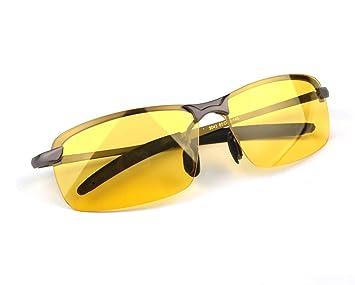 XUMIN - Gafas de Sol para conducción Nocturna, Lentes ...
