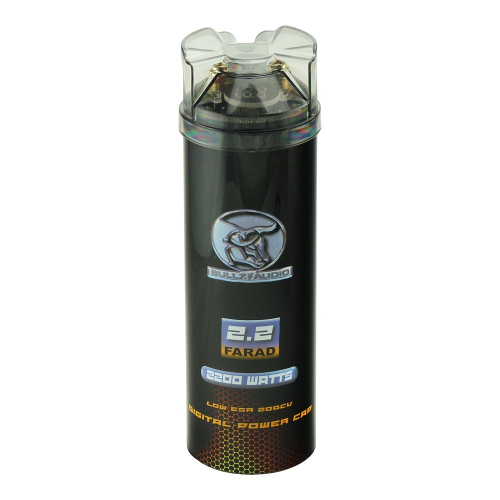 Bullz Audio (BCAP2.2) Capacitor by BULLZ AUDIO