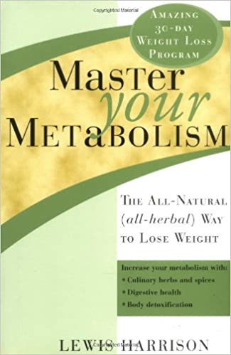 Master Your Metabolism: The All-Natural (All-Herbal) Way to Lose Weight