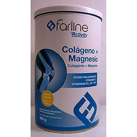COLAGENO + MAGNESIO 400G