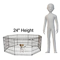 """PetPremium Dog Puppy Playpen Pen 