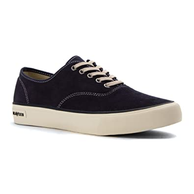 Men'S Seavees Black Legend Sneaker Varsity