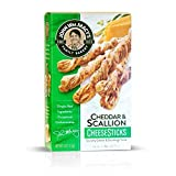 6 - Cheddar & Scallion CheeseSticks 4-oz by John Wm. Macys