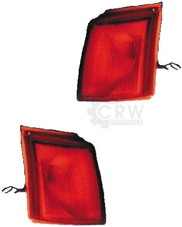 Blinker Frontblinker Set Für Transit Bj 91 99 Gelb Auto