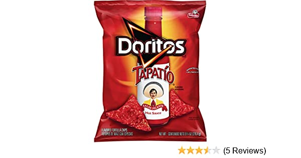 Doritos Tapatio Flavored Tortilla Chips, 9.75 Ounce
