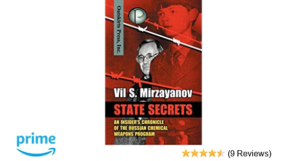 Amazon com: State Secrets: An Insider's Chronicle of the Russian