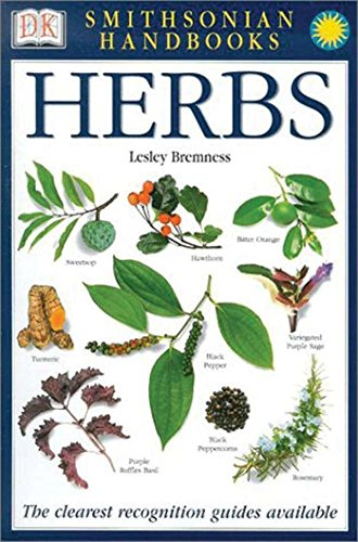 Smithsonian Handbooks: Herbs (Smithsonian Handbooks) by Lesley Bremness