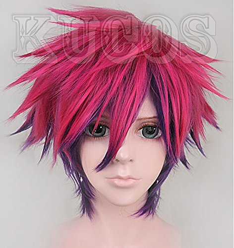 No Game No Life sky (sky) cosplay wig set (cap, stand, with a comb)