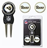 St. Louis Rams Golf Divot Tool With 3 Markers