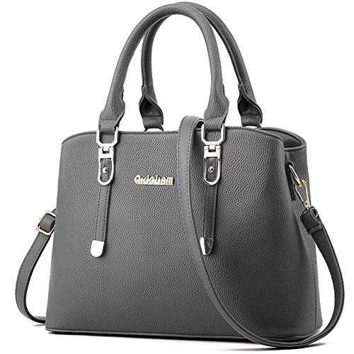 ACLULION Handbags for Women Large Shoulder Tote Purse Top Handle Satchel PU Leather Pocketbooks