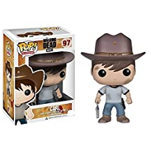 Funko Pop Television-the Walking Dead Series 4 Carl Action Figure