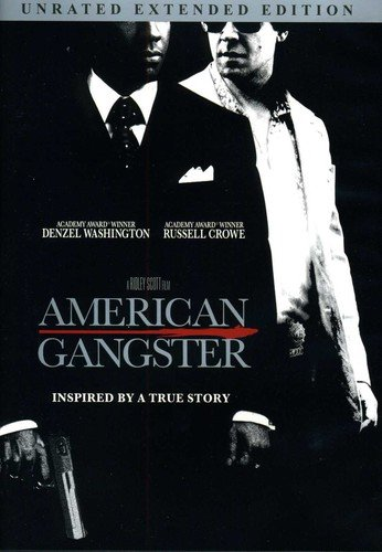 DVD : American Gangster (Extended Edition, , Dubbed, Dolby, AC-3)