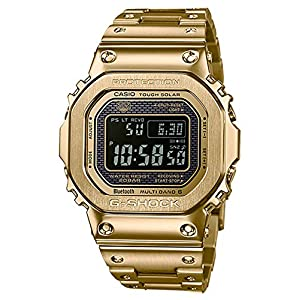 51hB d5nKQL. SS300  - G-Shock GMW-B5000GD-9CR Gold One Size
